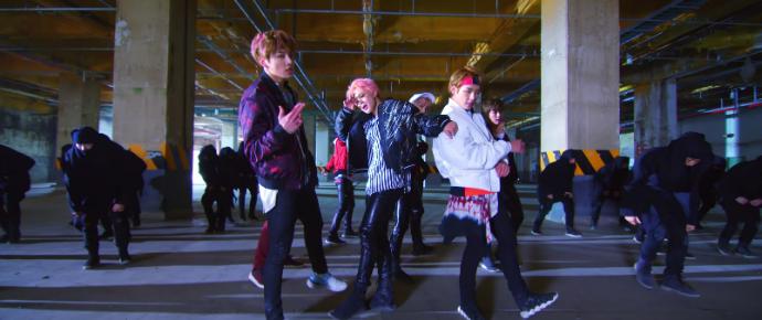 🎥 BTS – 'Not Today' MV (Choreography Ver.)