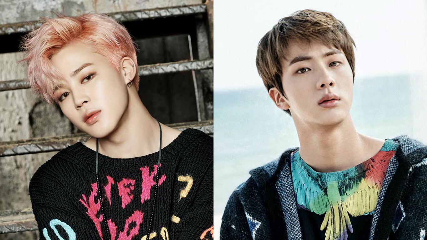 """Jimin e Jin do BTS darão conselhos em """"Hello Counselor"""""""