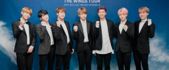 """BTS incendeia o Gocheok Dome… Grita """"Spring Day"""" com suas asas* abertas"""