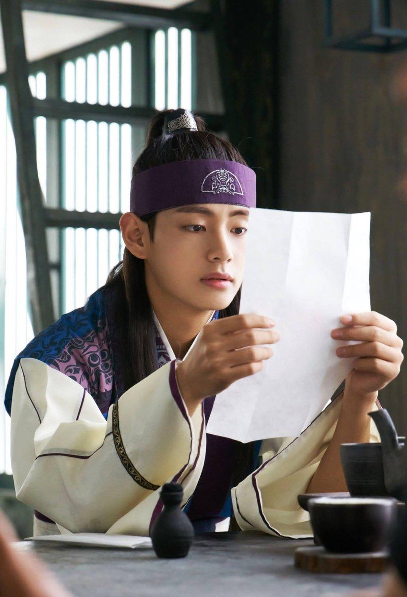 """Hwarang: """"O mais novo do elenco, Kim Taehyung, terá papel central para a história do episódio do dia 14."""""""