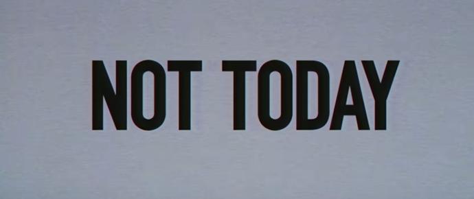 """BTS surpreende com um teaser intenso para o MV de """"Not Today"""""""