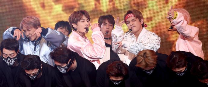 BTS movimenta mais de 195 mil fãs e esgota turnê na Ásia!