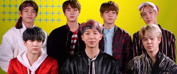 🎥 BTS para o Music Core