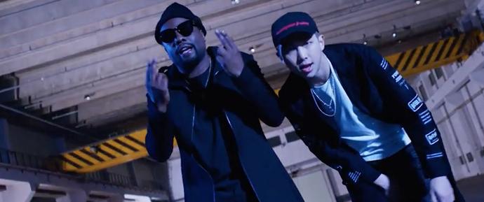 """Divulgado MV de """"Change"""" do Rap Monster em colaboração com o Rapper Wale"""