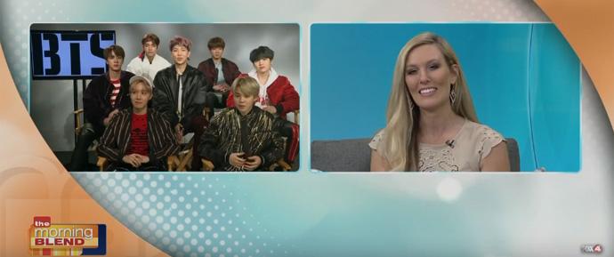 🎥 Entrevista do BTS para FOX 4 now