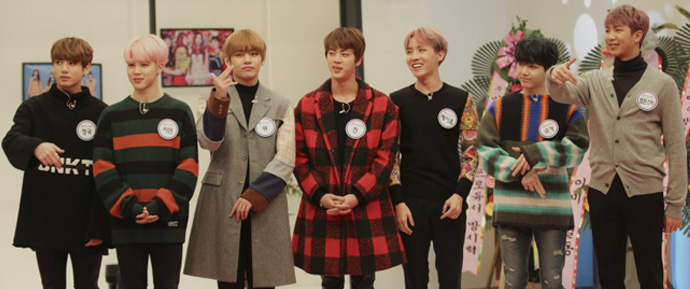 📷 BTS @ Idol Party