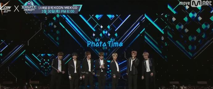 🎥 BTS NO KCON 2017