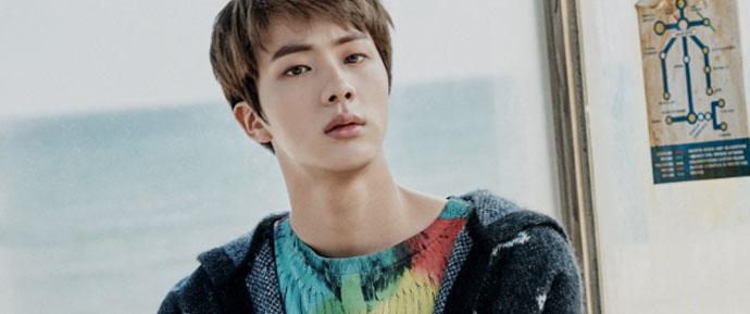 Conheça o BTS: Jin