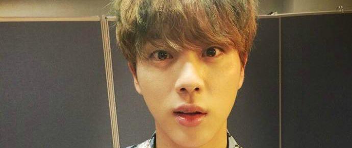 🎂 Conversa de aniversário com você: Jin