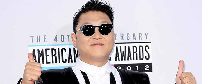 PSY parabeniza BTS pela indicação no Billboard Music Awards 2017