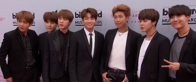 A história do BTS nos charts da Billboard: uma linha do tempo
