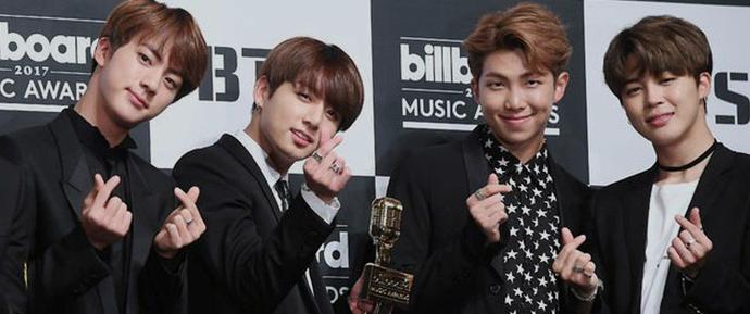 📷 Coletiva de imprensa do BTS sobre o Billboard Music Awards 2017