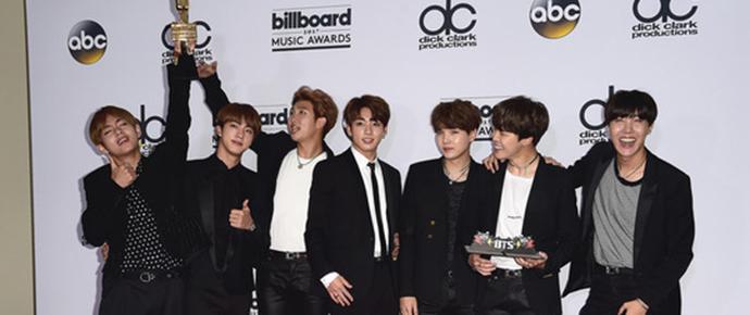 """BTS nos EUA: """"Ainda somos um grupo subestimado na Coreia"""""""