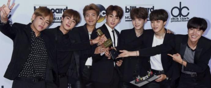 Rap Monster fala sobre a conquista no Billboard Music Awards, próximos objetivos e em qual grupo se inspiram