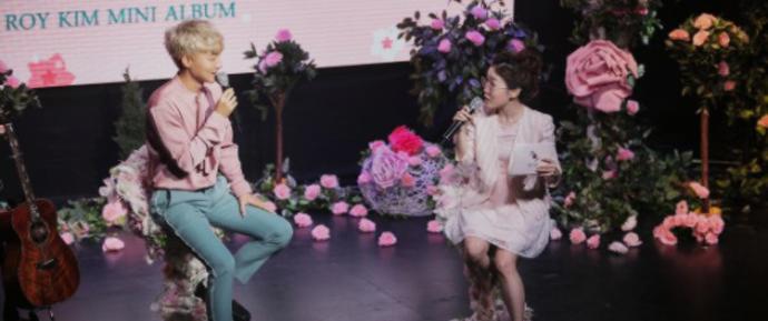 Roy Kim é grato aos grupos de ídolos como EXO e BTS, por trazer o K-Pop a todos os cantos do mundo