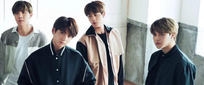 🎥 BTS x Revista Anan
