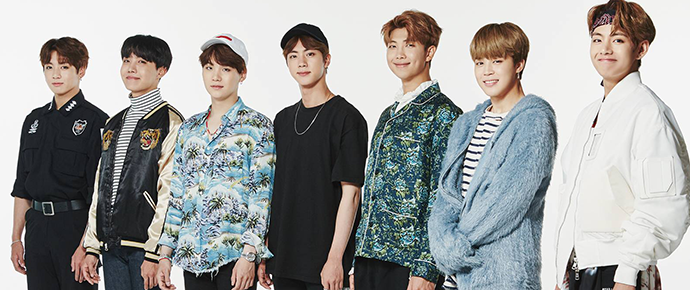 BTS prova o poder do K-pop com um lugar na lista dos mais influentes da revista Time