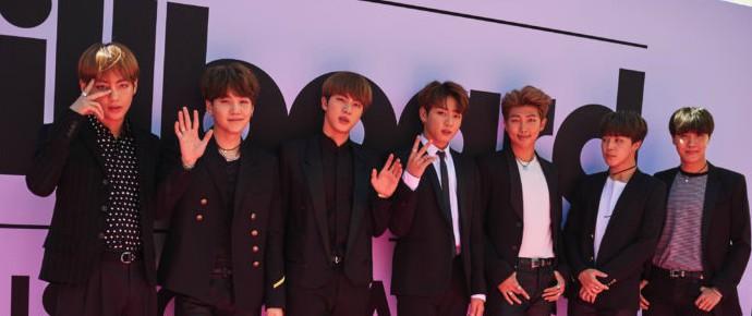BTS mostra o poder das mídias sociais na indústria musical contemporânea