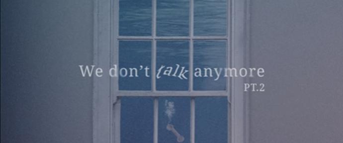 🎥 BTS FESTA 2017: We Don't Talk Anymore – Jimin & JK