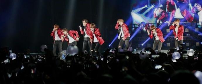 BTS finaliza sua turnê mundial THE WINGS TOUR com sucesso