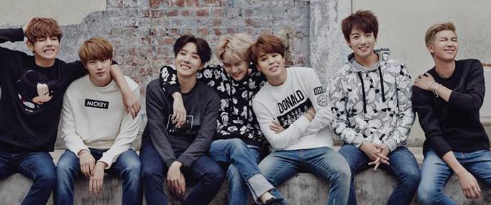 "BTS agora representa ""Beyond The Scene"""