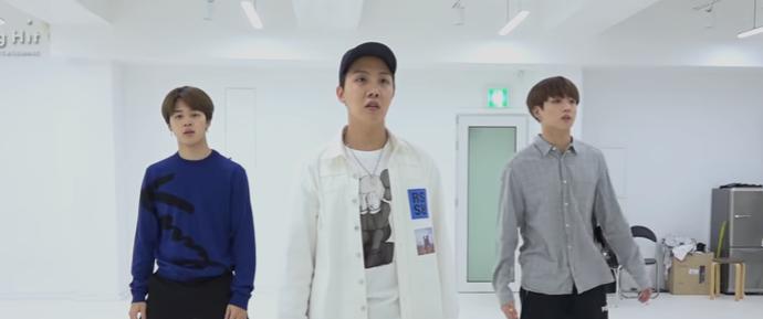 [BANGTAN BOMB] Ensaio da 613 #BTS Home Party – Palco da Unit '삼줴이 (3J)'