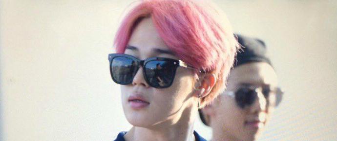 BTS está com novos cortes e cores de cabelo!