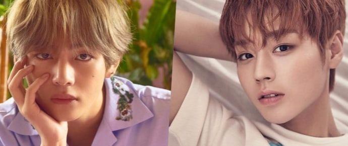 [NEWS] V fala sobre ter sido escolhido como exemplo por integrante do Wanna One