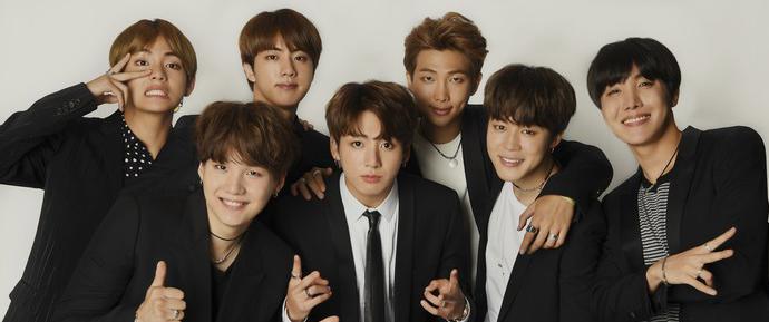 """[NEWS] BTS agradece pelo sucesso de Love Yourself: Her e """"DNA"""""""