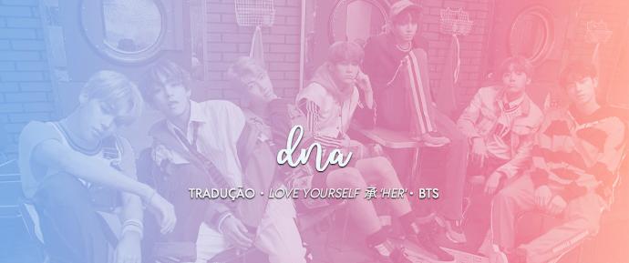 [LETRA] DNA – BTS