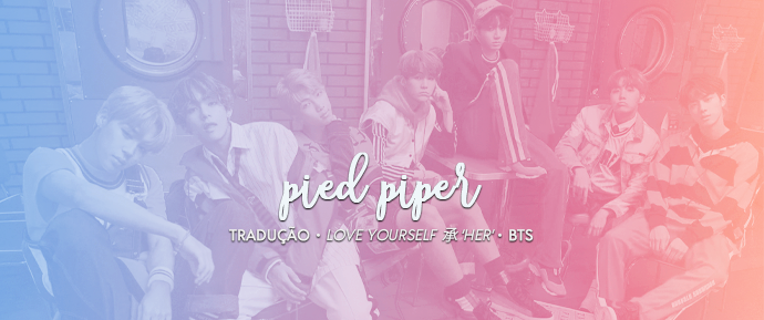 [LETRA] Pied Piper – BTS