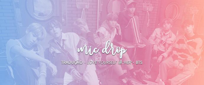 [LETRA] MIC Drop – BTS