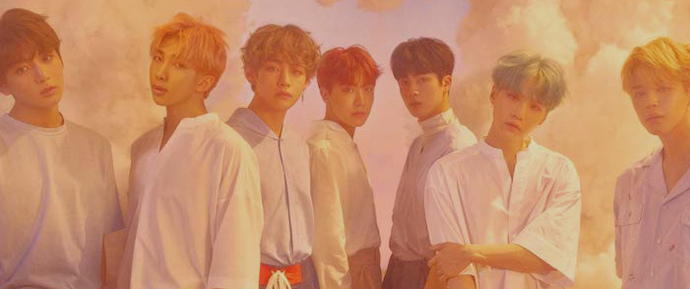 "[NEWS] BTS alcança top 10 na Billboard 200 e ""DNA"" entra para Hot 100"