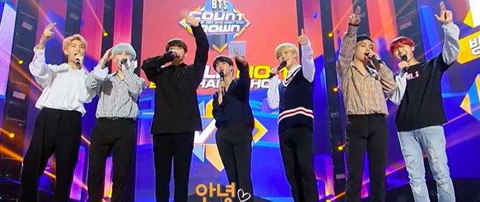 [NEWS] BTS revela quais músicas os fãs mais gostam e dançam 2x mais rápido.