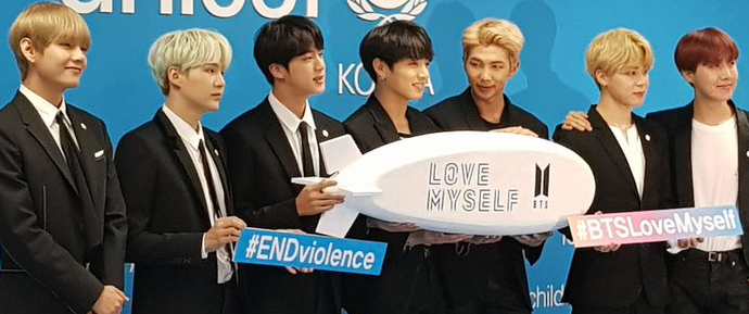 BTS fala o porquê Love Yourself é uma mensagem tão importante para eles