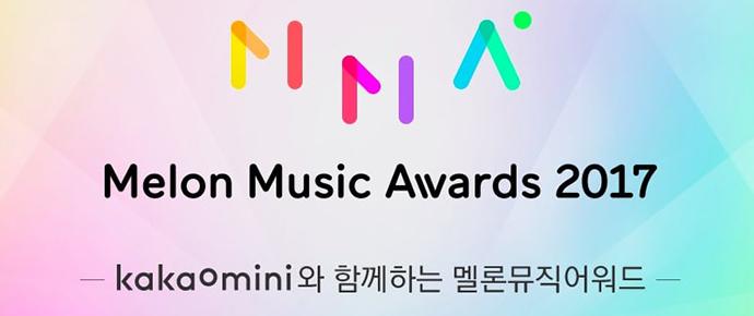 BTS indicado à 6 categorias do Melon Music Awards 2017