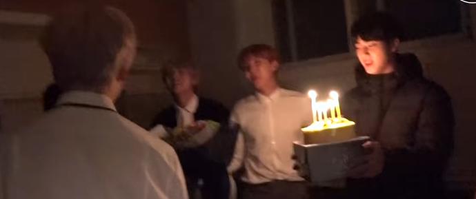[BANGTAN BOMB] Festa de aniversário surpresa do Jimin – BTS