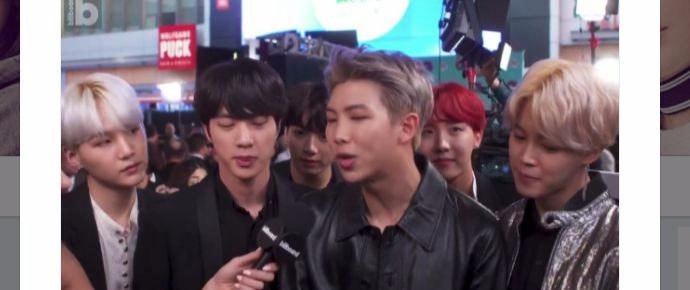 🎥 Entrevista do BTS para a Billboard
