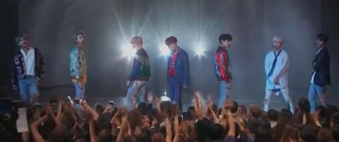 [NEWS] BTS faz incrível apresentação de estreia na TV americana no AMAs 2017