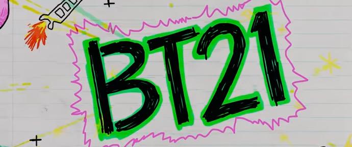 🎥 A criação do BT21 – Episódio 10