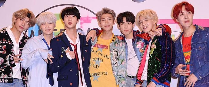 [FOTOS] 24.11.17 – STARCAST: BTS no American Music Awards