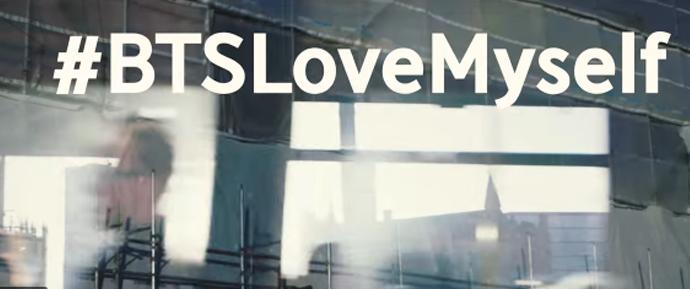 🎥 Campanha BTS LOVE MYSELF