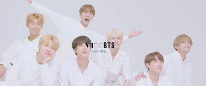 🎥 BTS para a VT Cosmetics
