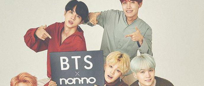 📷 BTS @ NON NO Magazine