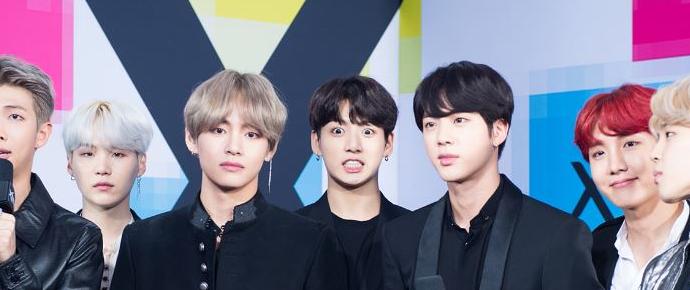 [FOTOS] 30.11.17 – BTS no American Music Awards