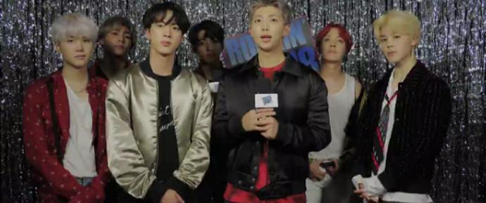 🎥 BTS no 'Rock in Eve'