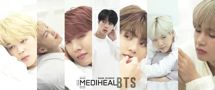 🎥 BTS x Mediheal