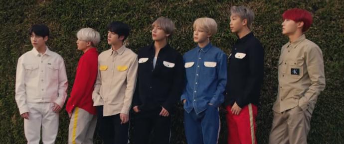 🎥 BTS toma conta de Los Angeles com a Vogue