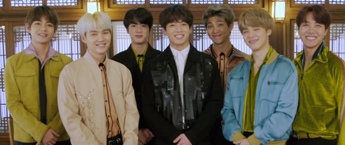 🎥 Entrevista do BTS com a Billboard