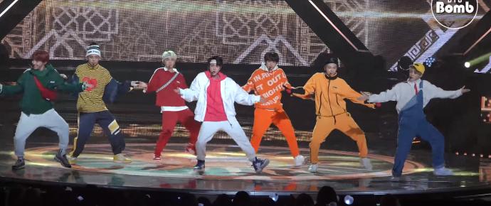 "[BANGTAN BOMB] Palco Especial de ""Go Go"" (BTS Focus) @ 2017 MBC Gayo Daejejeon"